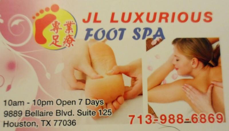eastern foot massage houston